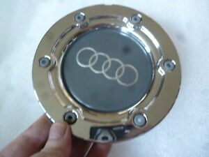 Audi Replica Center Cap p7317 Chrome