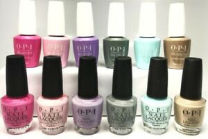 OPI - Pair of Gel colors + Matching Nail Lacquer - Pick your colors