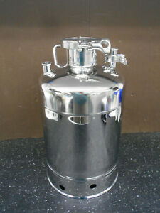 Alloy Products Corp 10 Liter Pressure Vessel