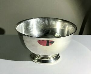 Vintage Gorham Sterling Silver Paul Revere Reproduction Bowl 41657 No Mono 246g