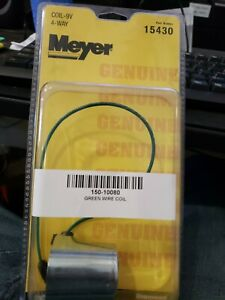 One Genuine Meyer Snow Plow Coil 9v 4 Way Wire 15430