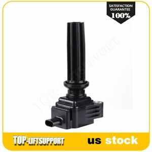 New Ignition Coil Kit Uf670 Fits 2012 2017 Ford Edge Se Sport Utility 4 Door