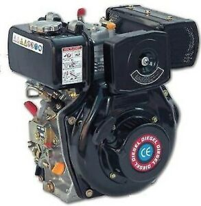 8 6hp Hailin Single Cylinder Air Cooled Diesel Engine