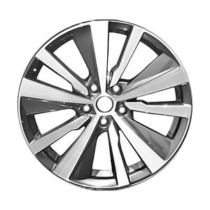 Reconditioned 19 Alloy Wheel Fits 2019 Nissan Altima 560 62785