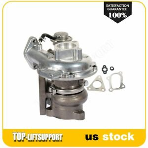 Premium New Turbocharger Turbo Compressor Boost For 2002 Nissan Frontier 133hp