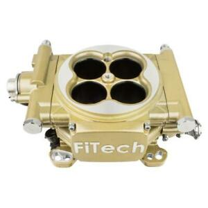 Fitech Fuel Injection System Kit 31005 Easy Street Efi Inline Pump Kit 600 Hp