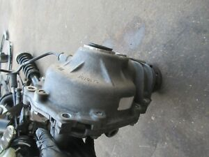 Bmw E70 X5 X6 Front Lower Awd X Drive Differential Carrier Axle Assembly Oem