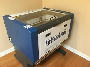 Epilog Laser Engraver 30 Watts With Factory Stand Make Offer