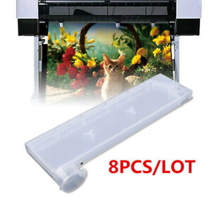 New 440ml Refill Ink Cartridge With Funnel For Roland Fj 540 Fj 740 Sp 300v