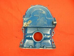 Used 60 61 62 63 64 Ford Mercury 352 390 406 427 Timing Cover C2az 6019 A