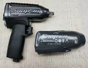 Snap on Mg325 3 8 Drive Air Impact Wrench Silver