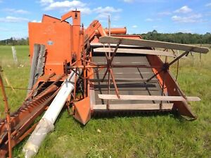 Allis Chalmers Combine | MCS Industrial Solutions and Online