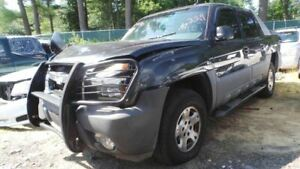Passenger Front Seat Bucket bench Manual Fits 03 06 Avalanche 1500 514700