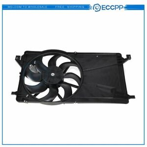 Radiator Cooling Fan Assembly For 2004 2005 2006 2007 2008 2009 Mazda 3 620 731