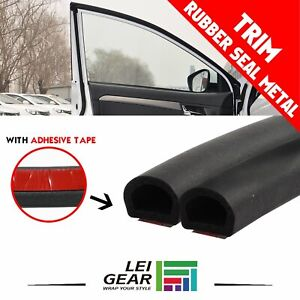120 Classic Cars Parts Rubber Seal Self Adhesive Weatherstrip Trim All Weather