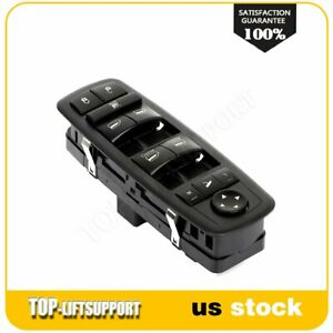 Window Control Switch Front Driver Side Fits 2008 2010 Dodge Grand Caravan