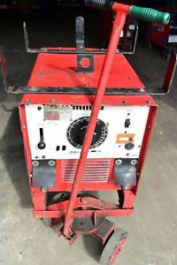 Miller Dialarc 250 Dc Constant Current Arc Welder