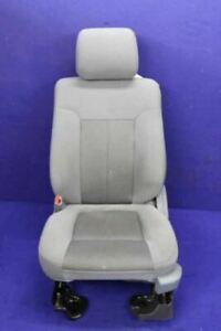 2011 2014 Ford F150 Picup Truck Oem Driver Front Seat Bucket Captain Chair Cloth