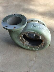 New Worthington Pump Casing For 8cng104 052212 Uh52212 Alloy 20