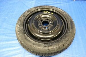 2012 Mitsubishi Lancer Ralliart Turbo Oem Spare Tire Dunlop 125 90 16 553
