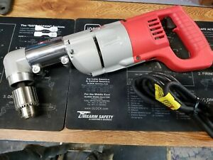 Milwaukee 48 06 2871 1 2 Right Angle Drill tool Only