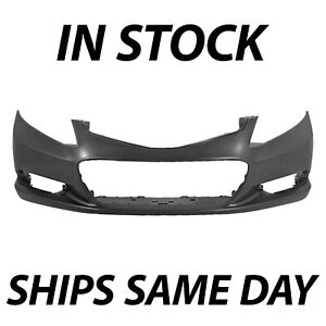 New Primered Front Bumper Cover For 2012 2013 Honda Civic Coupe 2 door 12 13