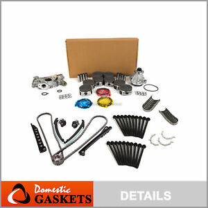 Engine Rebuild Kit Fit 07 12 Ford Expedition 5 4 F150 F250 Triton