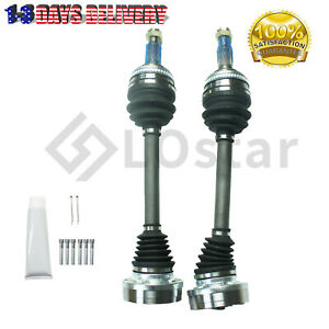 Front Left Right Cv Axle Assembly Fits Lexus Es300 Rx300 Toyota Avalon Camry