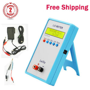 Lc200a Inductance Inductor Capacitance Capacitor L c Multimeter Meter Tester sz