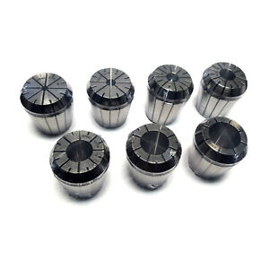 Dz Brand Er40 Collet Set 7 piece