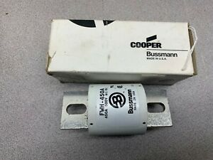 New In Box Bussman Fuse Fwh 450a