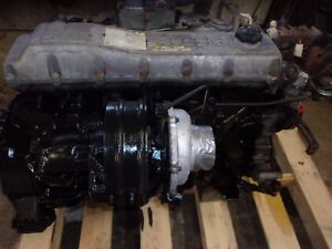 Nissan Ud 1800 2600 Fe6ta Ud 6 9l Turbo Diesel Engine Assembly Free Shipping 1