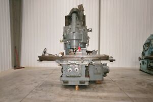 12134 Cincinnati 530 20 Vercipower Vertical Mill 94 X 25 Table 30 Hp