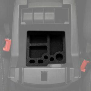 Fits Ford Explorer 2011 2019 Center Console Organizers 2pc Anti Rattle Inserts