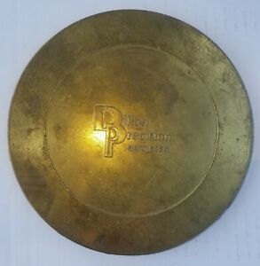 DILLON PROGRESSIVE RELOADING PRESS PRIMER FLIP TRAY LARGE NATO SPEC Solid Brass