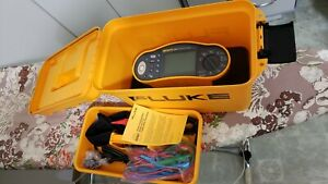 Fluke 1653b Multifuction Tester New