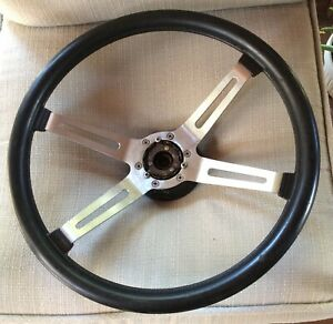 Oldsmobile 442 Steering Wheel 4 Bar 15 1 2