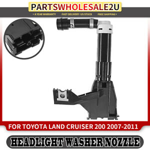 Lh Headlight Washer Nozzle Actuator For Toyota Land cruiser 2007 2011 8520860020