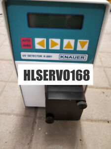 1pcs Knauer Uv Detector K 2001 90 Days Warranty Free Dhl Or Fedex