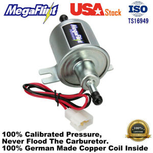 Electric Fuel Pump 2 5 4 Psi Hep 02a Low Pressure Gas Diesel Ford Universal 12v