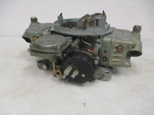 Holley 0 80531 Classic Holley Carburetor Carb 850 Cfm 080531