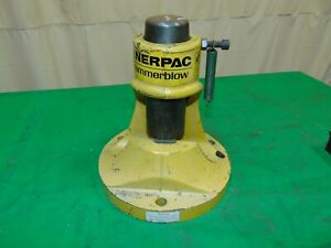 Enerpac Hammerblow Wire Rope Cable Cutter Size C Up To 1 1 2 Hammer Strike