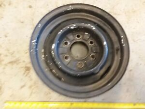 15 6 Lug Steel Wheel 5 5 Wide Chevy Gmc Custom Sierra 67 70 3 Nub C 10 68 69 B