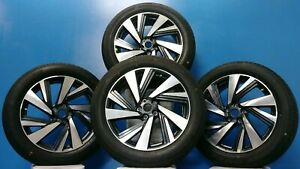 Set Of Four 20 Oem Nissan Murano 15 19 Wheels 62707 20x7 5 Tires 235 55r20 102h
