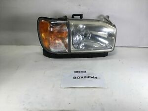 2003 Nissan Pathfinder Front Passenger Side Headlight With Turn Signal Oem