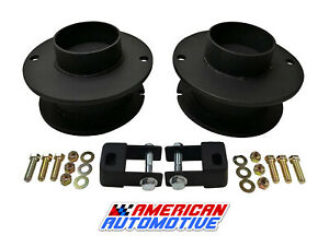 2 5 Front Suspension Lift Leveling Kit Fits 13 19 Dodge Ram 2500 3500 4wd 4x4