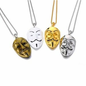 Car Pendant Decoration Mask Man For European And American V Auto Rearview Mirror