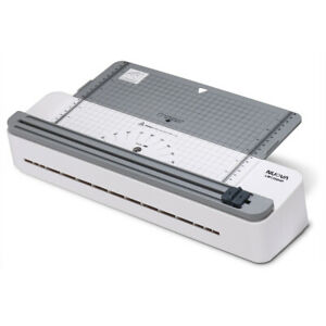 Nuova Lm1350hp 2in1 Thermal Laminator Paper Cutter 13 Width White Grey