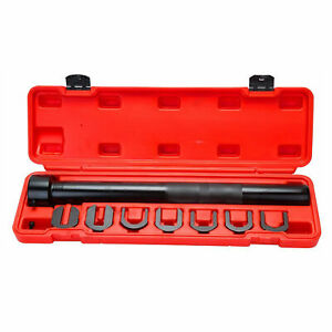 Auto Car Truck Inner Tie Rod Tool Installer Remover Crowsfoot Wrench Kit Set