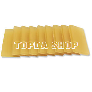 10pcs 019 11833 For Ideal Gr rv Separator Yellow Paper Pad